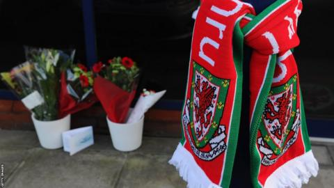 Wales and the world of football were stunned by the death of national team manager Gary Speed in November 2011.
