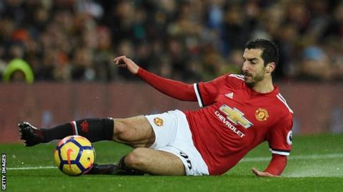 Jose Mourinho leaves door open for Henrikh Mkhitaryan exit