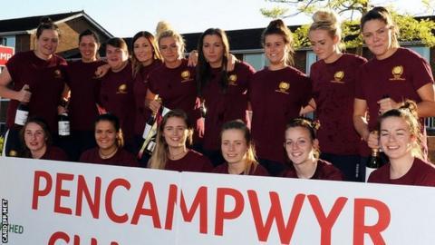 Cardiff Met Ladies FC