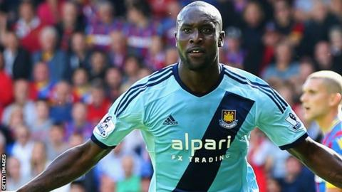 Carlton Cole played for West Ham from 2006 up until this summer