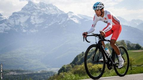 Roglic wins Tour de Romandie