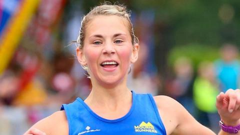 Laura Graham from Kilkeel was best Irish runner in the 2016 Dublin Marathon