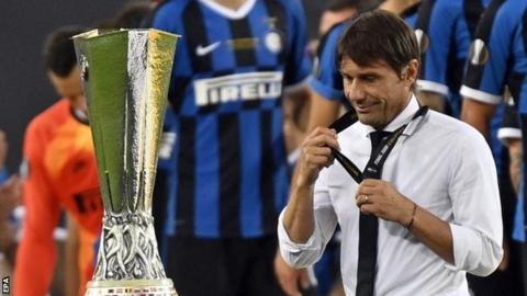 Conte to continue as Inter coach after successful talks