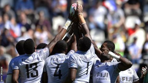 Fiji win in Paris and claim fourth series title
