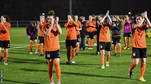 Glasgow City suffered a painful away-goals exit last season after a 4-4 aggregate draw with Kazygurt