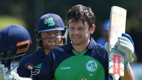 Ed Joyce remains Ireland's most accomplished batsman