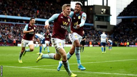 """Résultat de recherche d'images pour """"Aston Villa 2:1 Brighton"""""""