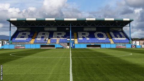 Barrow home ground