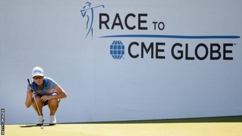 Jin Young Ko rallies to win LPGA's Founders Cup