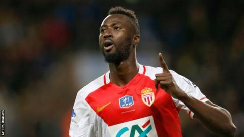 Ivory Coast striker Lacina Traore