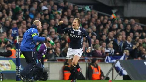 Ireland struggle to opening Six Nations win