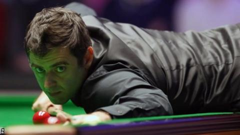 Snooker: Allen knocks O'Sullivan out of Masters tournament