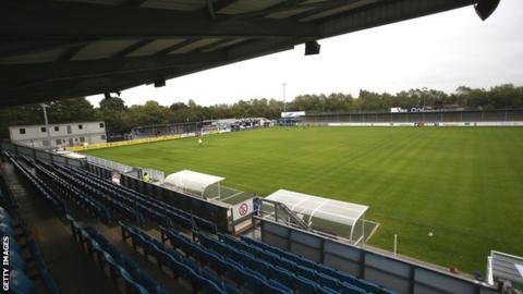 Silverlake Stadium Eastleigh