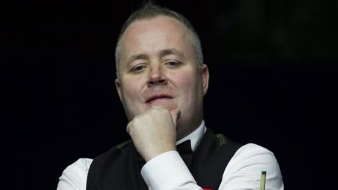 John Higgins is a four-time world champion