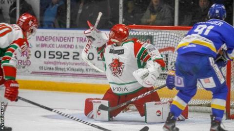 Fyfe Flyers v Cardiff Devils