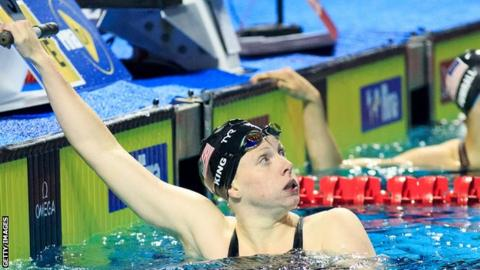 World Aquatics Championships: Lilly King says drugs cheats will probably be competing