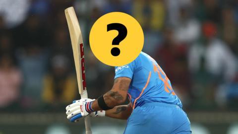 Hidden cricketer
