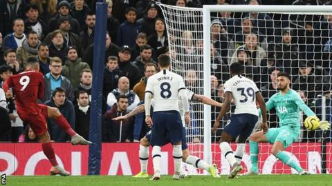 Champions League finalists Liverpool and Tottenham now worlds apart