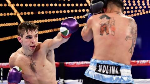 Irish boxer Michael Conlan moves to United Kingdom based trainer Booth