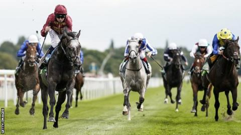 Poet's Word set for hat-trick
