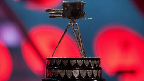 BBC Sports Personality of the Year trophy