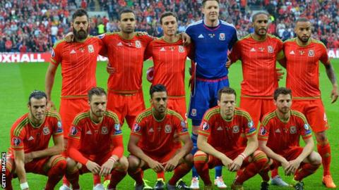 Wales are top of their Euro 2016 qualifying pool after beating Belgium 1-0 in Cardiff in June