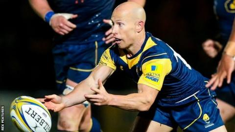 Peter Stringer failed to end up on the winning side in his six matches for Worcester
