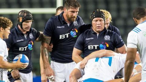 Scotland beat Italy 16-12 on Saturday