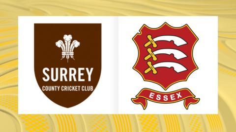Surrey v Essex