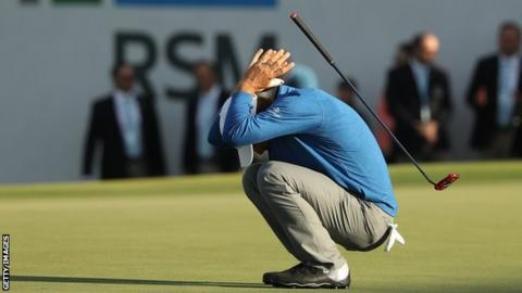 Conners finishes 23rd at RSM Classic