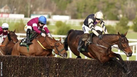 Ruby Walsh and Bellshill