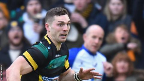 Alan Gaffney Hints That George North Went AWOL On Northampton Today