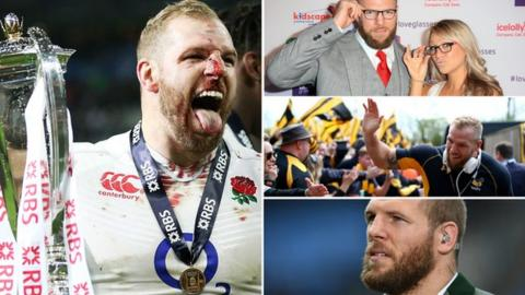 James Haskell composite