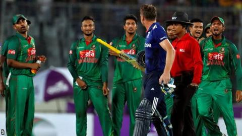 Bbc news bangladesh cricket