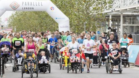 Organisers hope to increase participation by 50% on last year's inaugural Parallel London