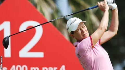Catriona Matthew to end 25-year LPGA Tour stay as she targets seniors success