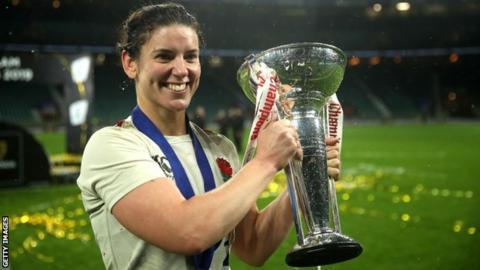 Captain Sarah Hunter