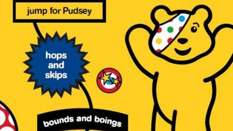 Jump for Pudsey pic