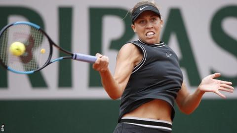 French Open quarter-finals delayed by rain