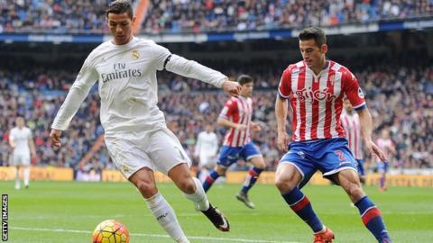 Luis Hernandez Cristiano Ronaldo