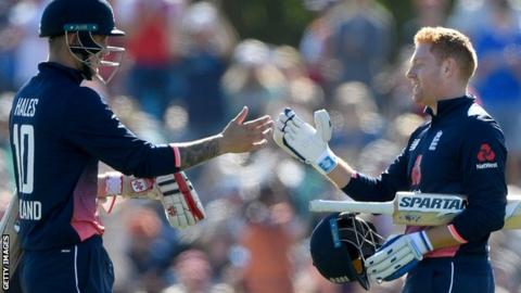 England aim for sixth-straight ODI gong
