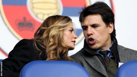 Chris Coleman and Charlotte Coleman