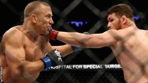 Canadian Georges St-Pierre calls time on glittering career