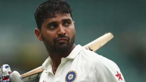 Murali Vijay Essex Sign India Opener For Rest Of County
