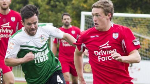Connah's Quay lost to Aberystwyth on Saturday and are one from bottom