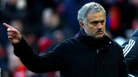 EPL: What Mourinho said after dramatic win at Crystal Palace