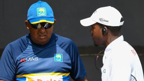 Sri Lanka manager Asanka Gurusinha