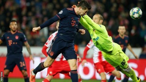 Robert Lewandowski Breaks Champions League Goal Record, Joins Lionel