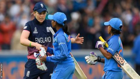 India women's cricket team to host England in 3-match ODI series