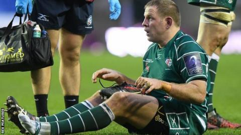London Irish hooker David Paice has made 288 appearances - more than any other Exiles player in the professional era
